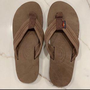 NWOT Rainbow Women's Sandals small (5.5-6.5)